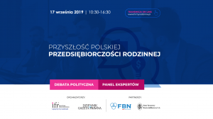 Przyszłość polskiej przedsiębiorczości rodzinnej